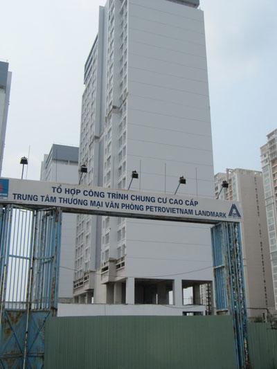 Dự án PetroVietnam Landmark: Khách hàng thắng kiện chủ đầu tư