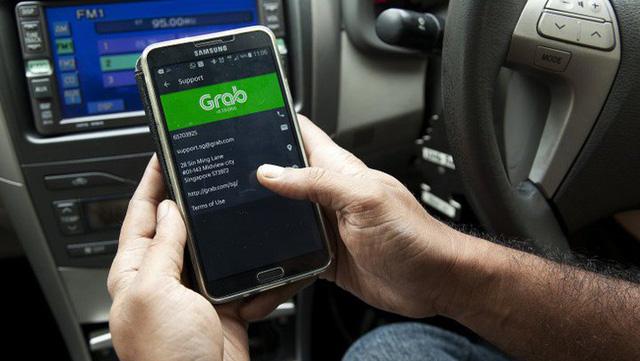 Ứng dụng Grab đang gây tranh cãi lớn ở Việt Nam (Ảnh minh họa)