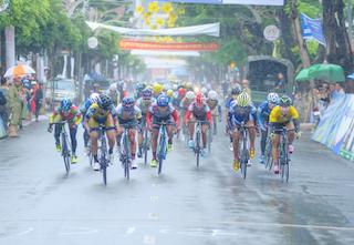 Kết quả chung cuộc ở giải đua xe đạp nữ do Tập đoàn Tân Hiệp Phát tài trợ