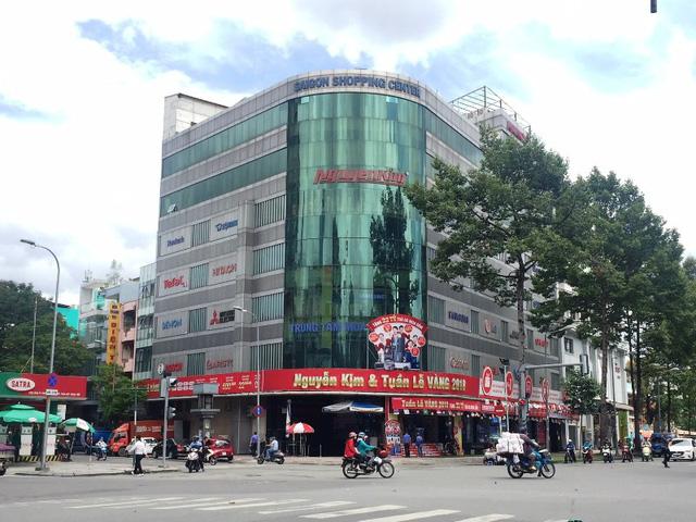 Công ty Cổ phần Thương mại Nguyễn Kim đã nộp hơn 148 tỷ đồng tiền phạt và truy thu thuế của Cục Thuế TPHCM.