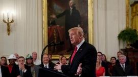 Ông Trump và những lần nói về tỷ giá đồng USD
