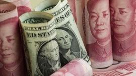 Trung Quốc giảm mạnh tỷ giá tham chiếu, Nhân dân tệ rớt giá mạnh