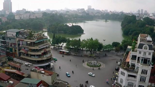 Hà Nội đang lên kế hoạch chỉnh trang lại toàn bộ khu vực ven hồ Hoàn Kiếm