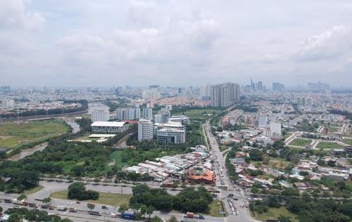 TP.HCM báo cáo Thủ tướng kết quả xử lý loạt vi phạm về đất đai