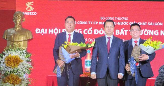 Sabeco miễn nhiệm chức danh Tổng giám đốc với ông Nguyễn Thành Nam