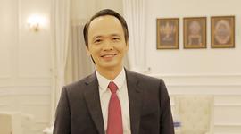 Hai doanh nghiệp của tỷ phú Trịnh Văn Quyết nợ thuế hơn 70 tỷ đồng