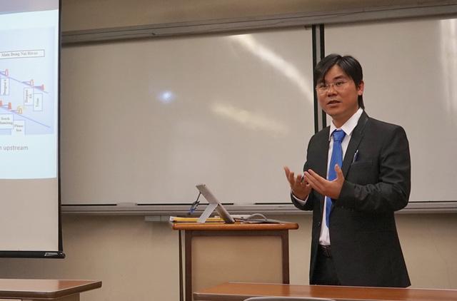 PGS.TS. Triệu Ánh Ngọc chia sẻ ý kiến chuyên môn sau vụ vỡ đập thuỷ điện tại Lào