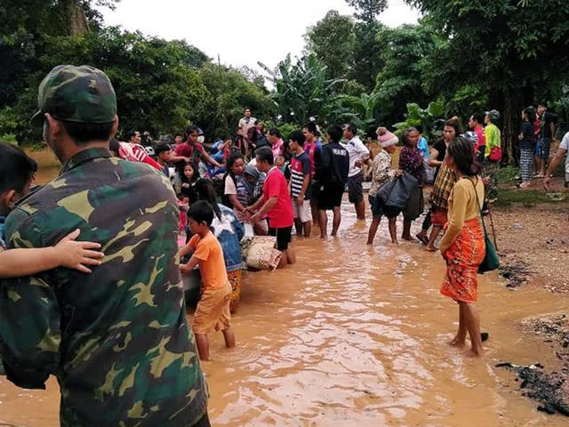 Vỡ đập thủy điện ở Lào: Mưa không phải là nguyên nhân duy nhất