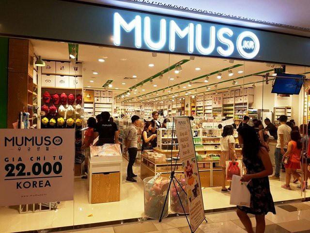99% hàng hóa bán tại Mumuso là hàng Tàu