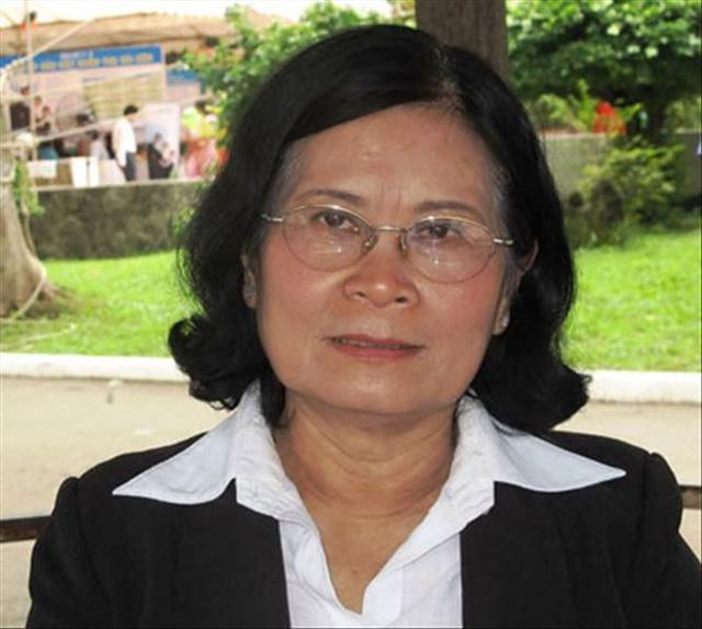 Luật gia Phan Thị Việt Thu, Phó chủ tịch Hội Bảo vệ Người tiêu dùng TPHCM