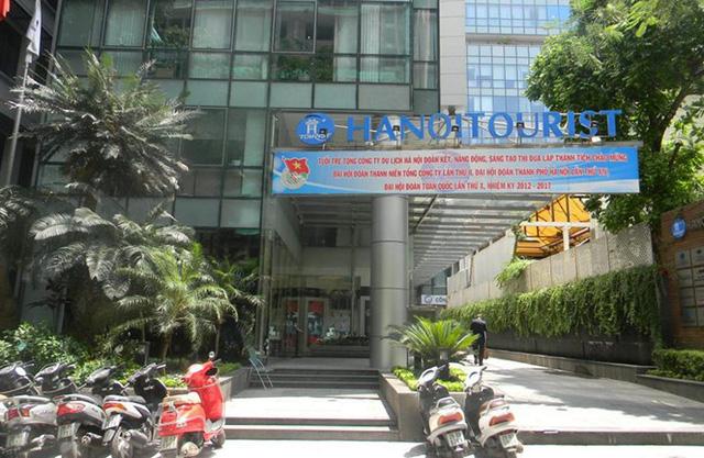 Hanoitourist và một số đơn vị thành viên có vi phạm về quản lý tài chính, đất đai.