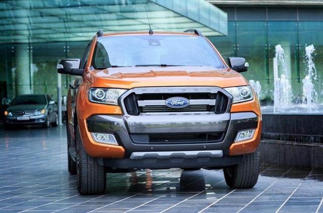 Ford hiện mới chỉ hoàn thiện thủ tục cho 200 chiếc Ranger Wildtrak 3.2L về Việt Nam trong tháng 7.