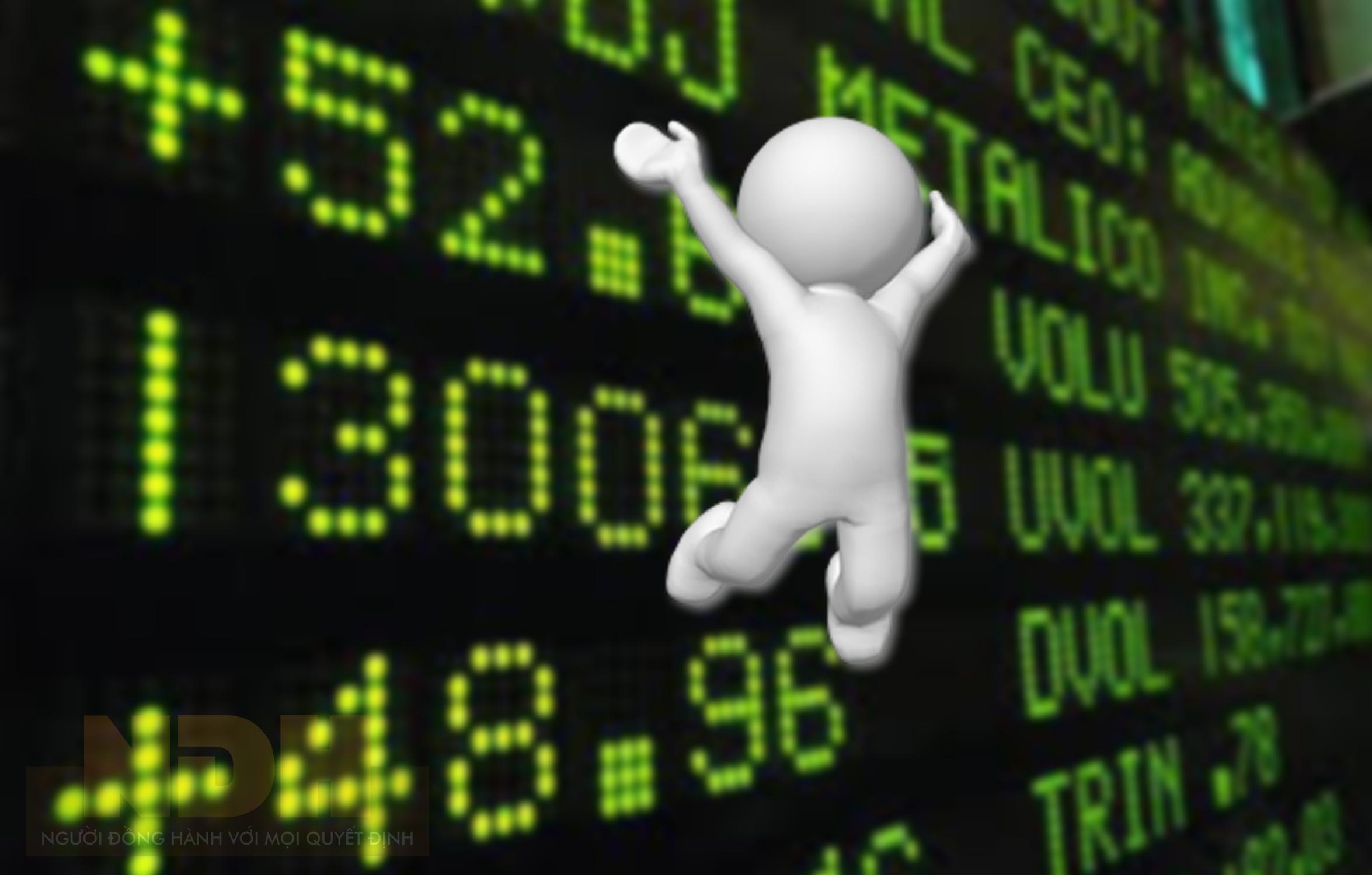 VN-Index tăng 6,66 điểm trong phiên giao dịch cuối tháng 7