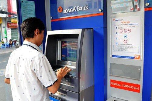 DongA Bank chỉ tạm ứng 50% cho khách bị