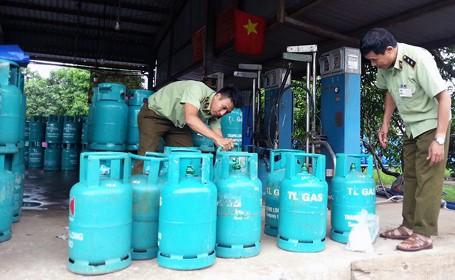 Nghị định mới về kinh doanh gas: Lúng túng đến phút chót