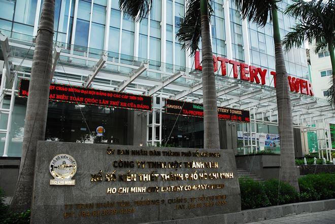 TPHCM chuyển Công ty TNHH Xổ số kiến thiết về trực thuộc UBND thành phố