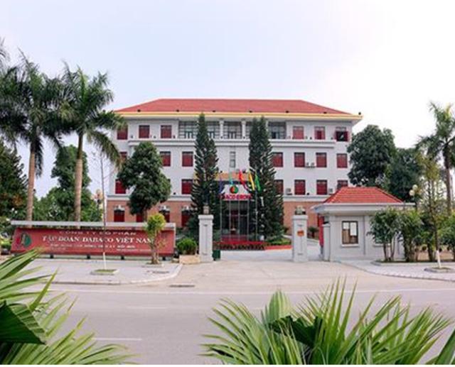 Trụ sở Tập đoàn DaBaCo