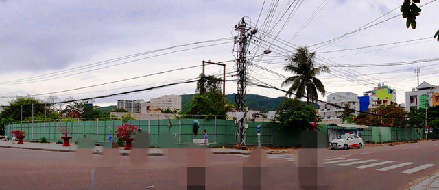 Khu đất 01 Ngô Mây (TP Quy Nhơn) có vị trị đắc địa gần và hướng biển Quy Nhơn và năm ngay ngã 5 cửa ngõ thành phố.