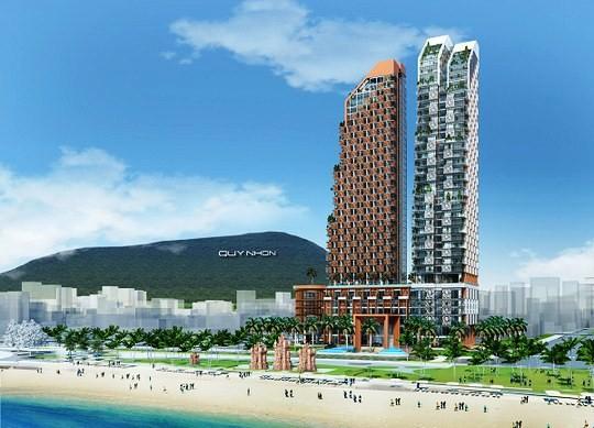 Trước đó, UBND tỉnh Bình Định cũng thu hồi dự án khủng năm trên đất vàng ở TP Quy Nhơn.