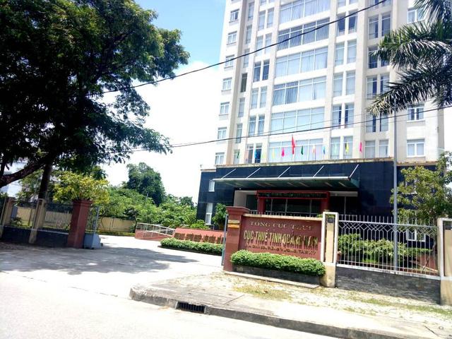 Trụ sở Cục thuế tỉnh Quảng Nam