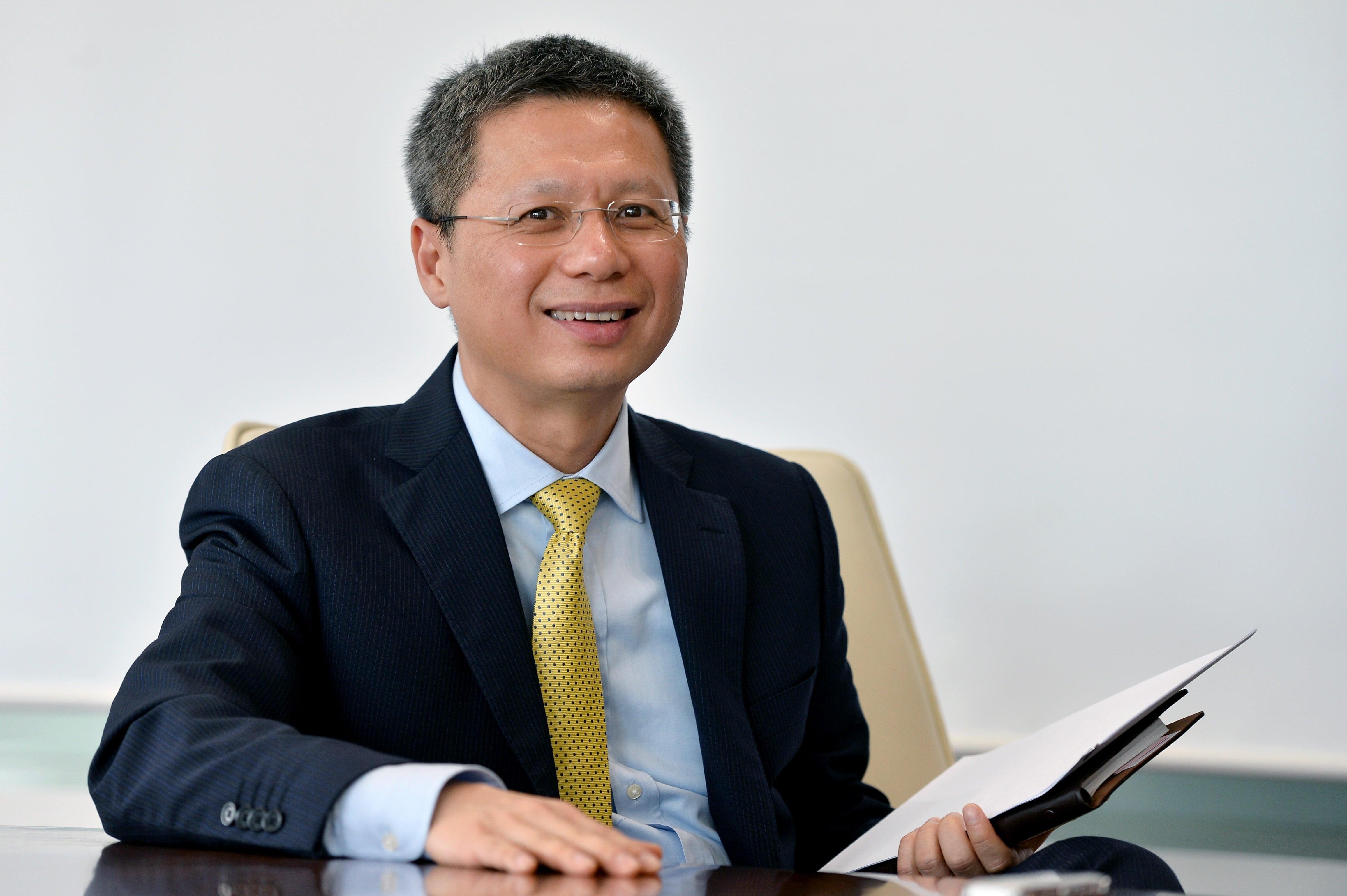 CEO Nguyễn Lê Quốc Anh: Khả năng sinh lời của Techcombank sẽ còn tăng gấp đôi, gấp ba