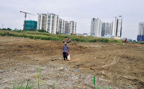 Hà Nội: Thu hồi đất, bãi bỏ quyết định giao đất với nhiều dự án vi phạm
