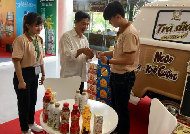 Tân Hiệp Phát đồng hành cùng triển lãm quốc tế Thực phẩm và Đồ uống lần thứ 22 - ảnh 3