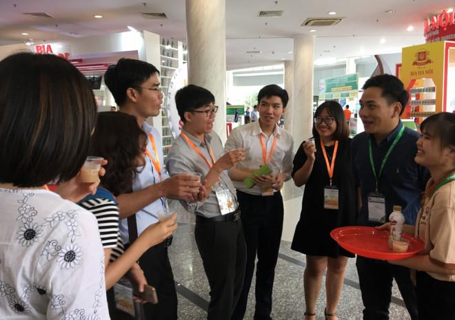 Tân Hiệp Phát đồng hành cùng triển lãm quốc tế Thực phẩm và Đồ uống lần thứ 22 - ảnh 4