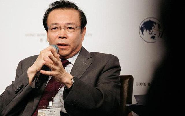 Ông Lai Xiaomin, cựu Chủ tịch Công ty quản lý tài sản China Huarong Asset Management (Ảnh: Bloomberg)
