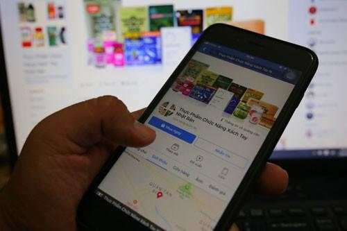 Siết thuế bán hàng online: Hàng chục nghìn tài khoản cá nhân bị rà soát