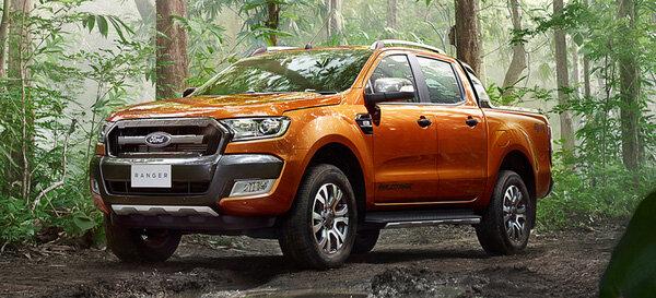 "Chevrolet Colorado ""tiếm ngôi"", Ford Ranger trở lại"