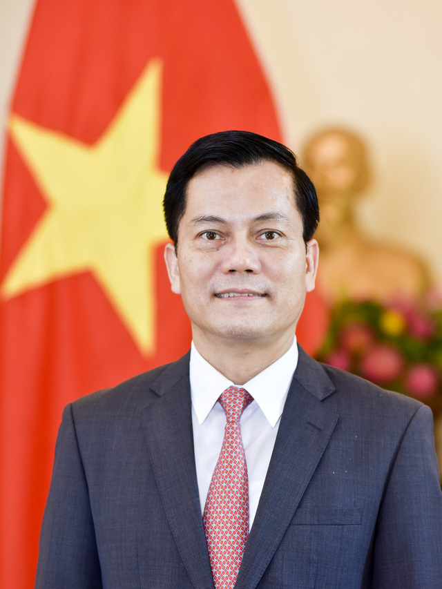 Đại sứ Việt Nam tại Hoa Kỳ Hà Kim Ngọc