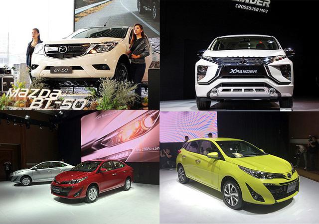 Nhiều thương hiệu đã thông quan, đáp ứng các yêu cầu mới trong Nghị định 116 để có xe bán ra thị trường trong tháng 8/2018 này.