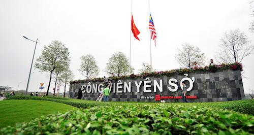 Hà Nội sắp xây khu đô thị gần 30ha ven hồ Yên Sở