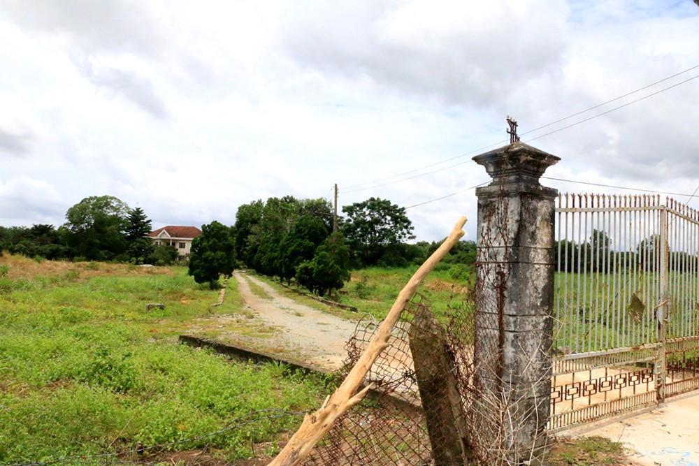 Cận cảnh khu đất, biệt thự 80 tỷ đồng của cựu Bí thư thị xã Bến Cát vừa bị bắt