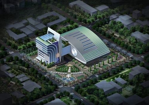 """TP.HCM muốn """"đổi"""" 3 khu đất vàng để xây Trung tâm thể thao gần 2.000 tỷ đồng"""