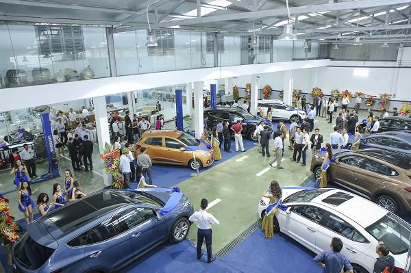 Diễn biến của thị trường đang đem lại cho các đại lý ô tô nhiều kỳ vọng tháng Ngâu không ế.