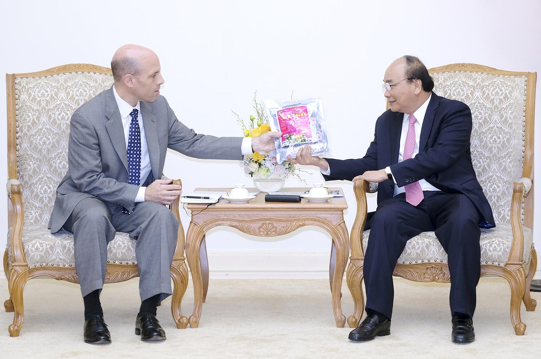 Thủ tướng kêu gọi PepsiCo đầu tư vào Chè và Atiso Việt Nam