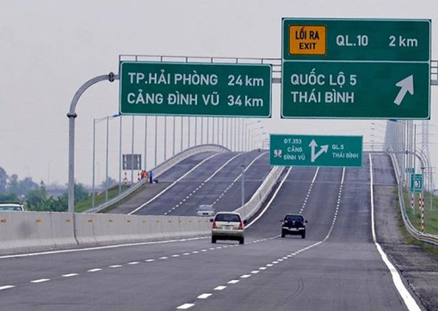Trạm thu phí cao tốc Hà Nội - Hải Phòng bị trộm