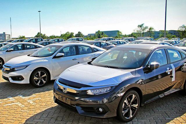 Giá xe giảm mạnh tháng cô hồn nhằm kích cầu tiêu dùng do nhu cầu thấp.