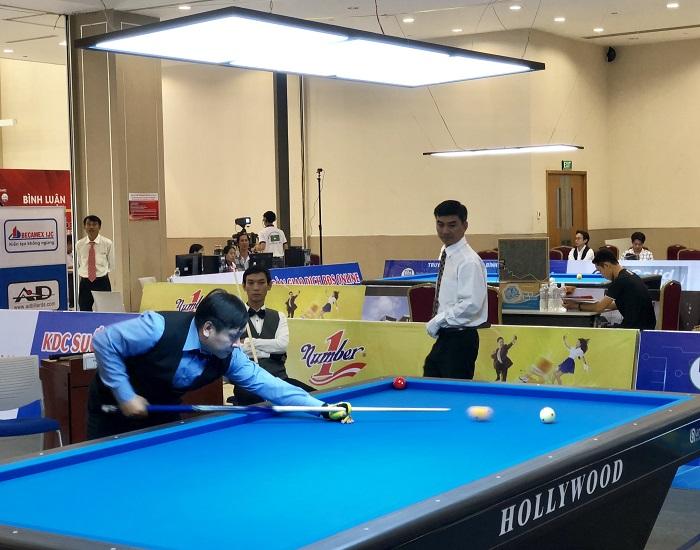 """64 trận đấu trong 3 ngày sẽ """"đốt nóng"""" giải Billiards Carom 3 băng quốc tế Bình Dương - Ảnh 3"""