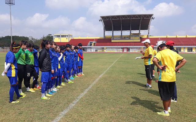 Người hâm mộ Việt Nam sẽ không thể xem đội tuyển nữ Việt Nam chạm trán Thái Lan hôm nay