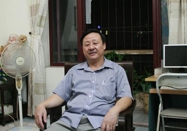Ông Vương Duy Bảo, cháu nội Vua Mèo Vương Chí Sình (Ảnh: Xuân Hải).