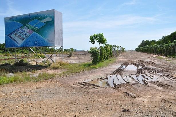 Dự án nhà máy nhiệt điện Kiên Lương 1.(Nguồn: Internet).