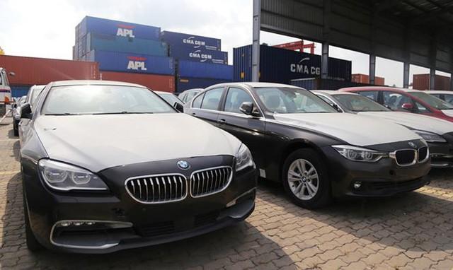 Vẫn chưa rõ số phận của 133 chiếc BMW bị nghi