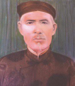 Ông Bát Xì, tên thật là Trần Gia Hòa.