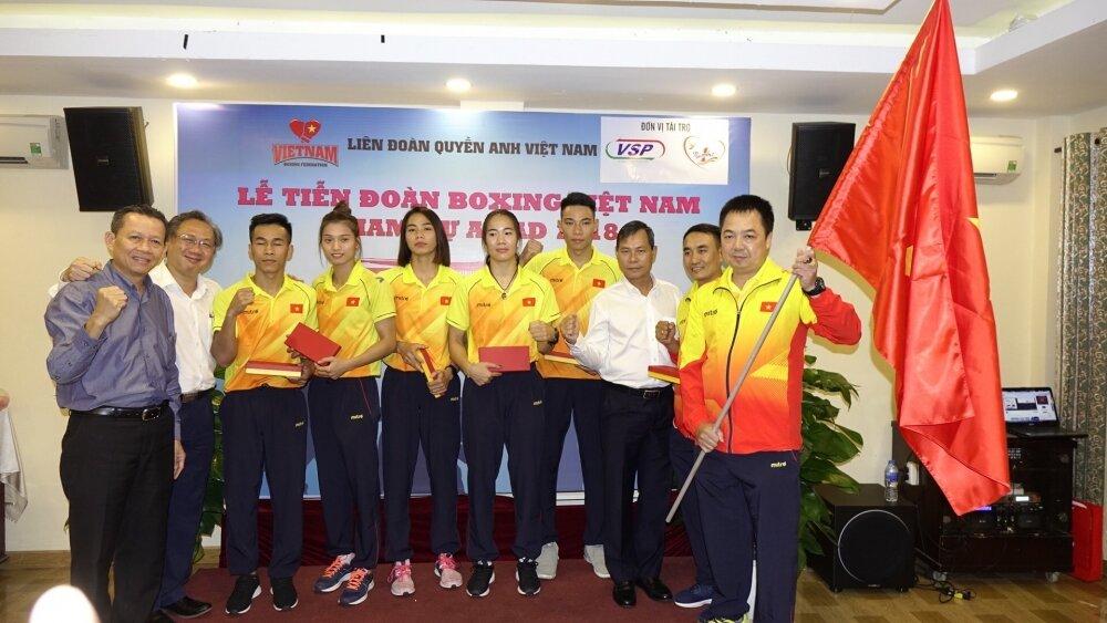 Tân Hiệp Phát thưởng 100 triệu đồng cho mỗi huy chương Vàng Boxing ở Asiad 2018