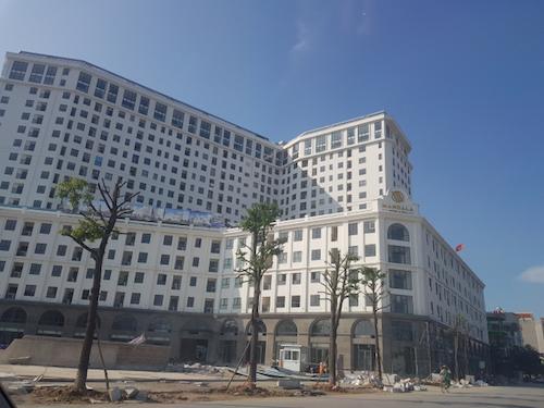 Sở Xây dựng vào cuộc thanh tra chung cư Royal park Bắc Ninh
