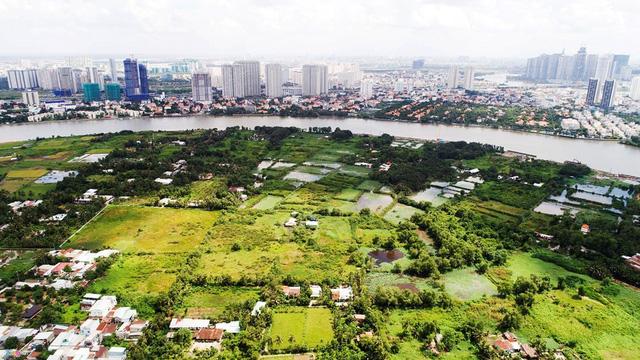 Bộ Xây dựng: Nhiều địa phương chủ quan, nóng vội trong mở rộng đất phát triển đô thị
