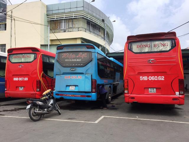 Doanh nghiệp Đông Hưng đang sở hữu và cho thuê hàng chục chiếc xe chuyên chạy tuyến Bình Thuận – TPHCM.